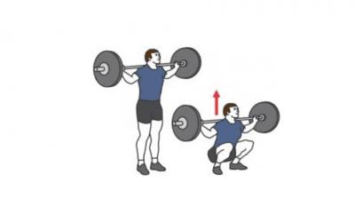 Alternatives à l'exercice du Squat