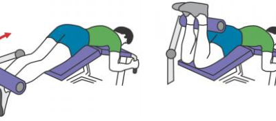 Alternatives d'exercices au leg curl sur machine