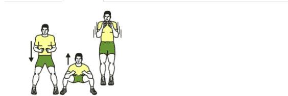 Alternatives A L Exercice Du Squat Exercice Hexfit