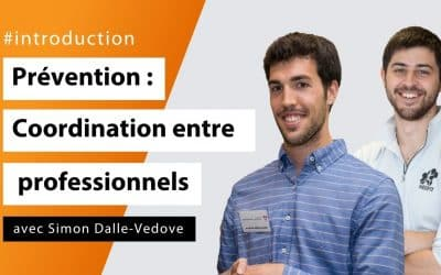 La prévention des blessures, une affaire de coordination entre professionnels avec Simon Dalle-Vedove - #Introduction